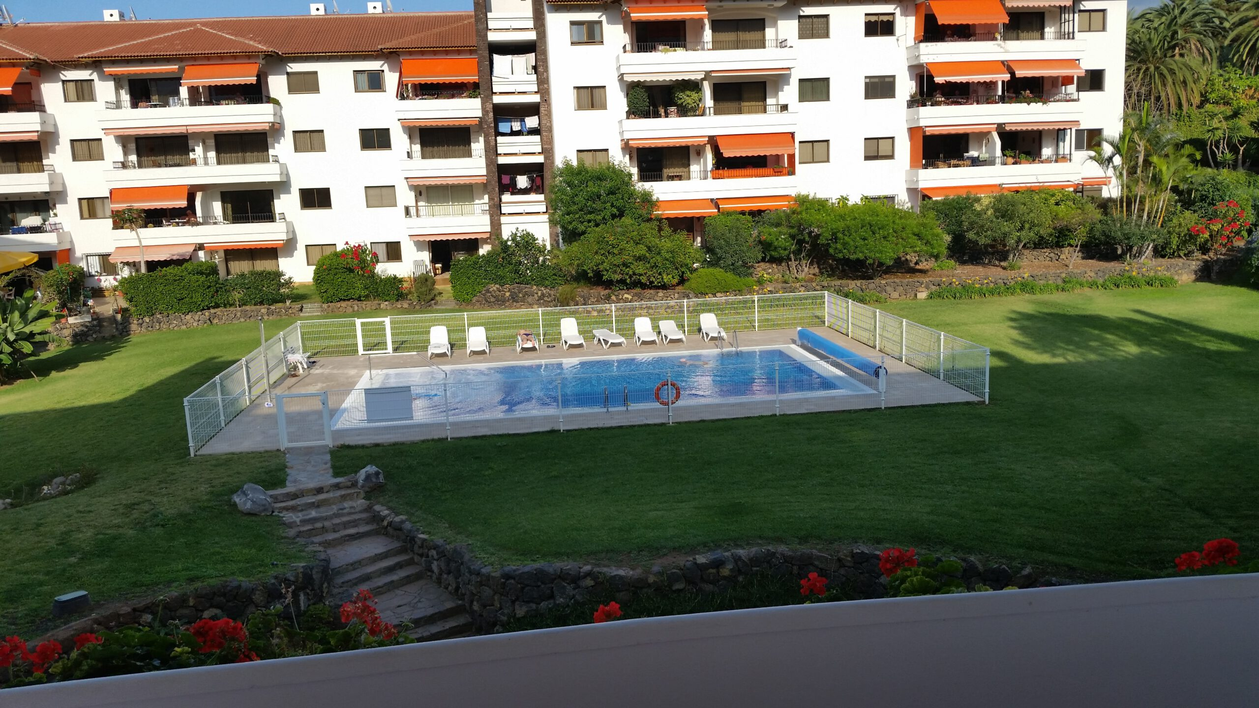 Ferienwohnung Teneriffa mit Pool